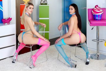 Avi Love, Anny Aurora – Anal Dream Team With Anny And Avi [Openload Streaming]