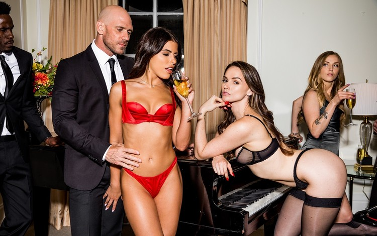 Tori Black, Adriana Chechik – After Dark [Openload Streaming]