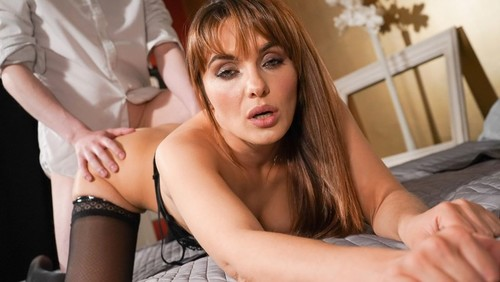 Dominica Phoenix – MILF Creampie From Younger Lover [Openload Streaming]