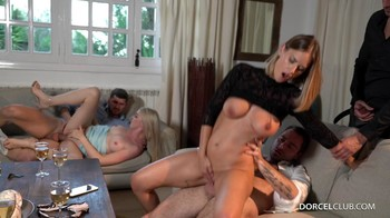 DorcelClub – Claire Castel And Anny Aurora A Couples Libertinism [Openload Streaming]
