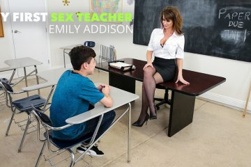 Emily Addison – My First Sex Teacher [Openload Streaming]