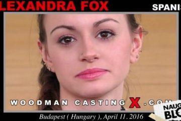 Woodman Casting X – Alexandra Fox [Openload Streaming]