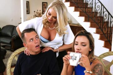 Katie Morgan – Massaged By Her Mother [Openload Streaming]