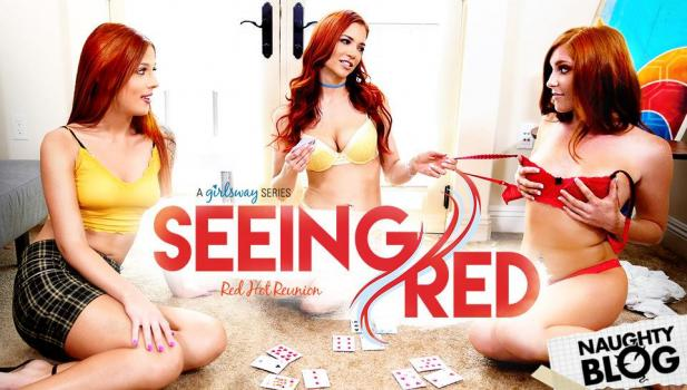 Jayden Cole, Scarlett Mae & Jayme Rae – Seeing Red: Red Hot Reunion [Openload Streaming]