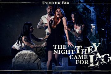 Katrina Jade, Joanna Angel, Lacy Lennon – The Night They Came For Lacy [Openload Streaming]