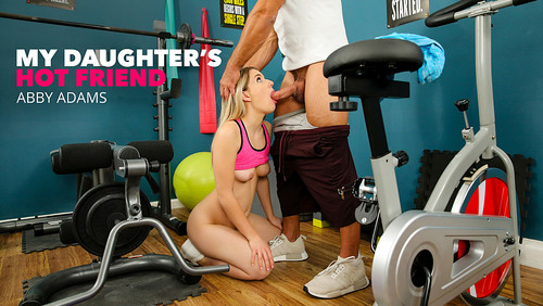 Abby Adams – My Daughter's Hot Friend [Openload Streaming]