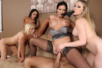 Office 4-Play III Alexis Ford, Angelina Valentine, Kagney Linn Karter, Phoenix Marie & Keiran Lee [Openload Streaming]