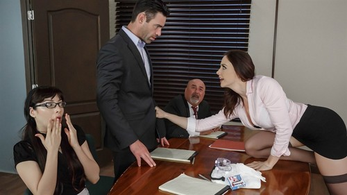 Chanel Preston – Vote of Cum-fidence [Openload Streaming]