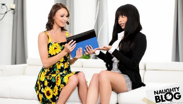 Girls Way – Emma Hix & Aaliyah Hadid [Openload Streaming]