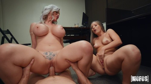 Casca Akashova & Vienna Rose – Down To Business [Openload Streaming]