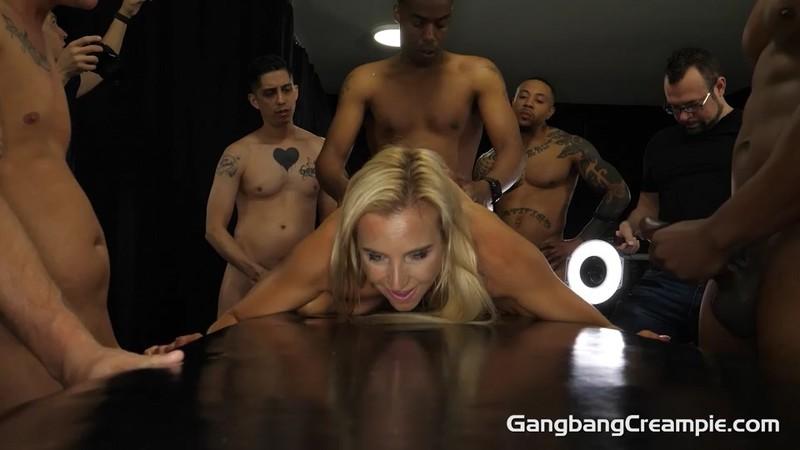 Sophia West – GangBang Creampie 252 [Openload Streaming]