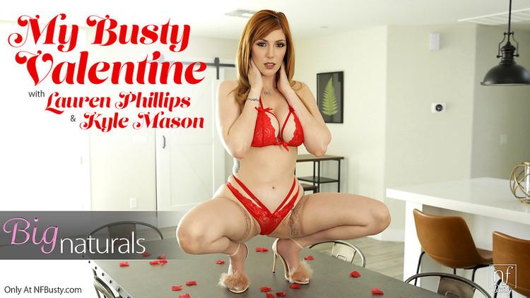 Lauren Phillips – My Busty Valentine [Openload Streaming]
