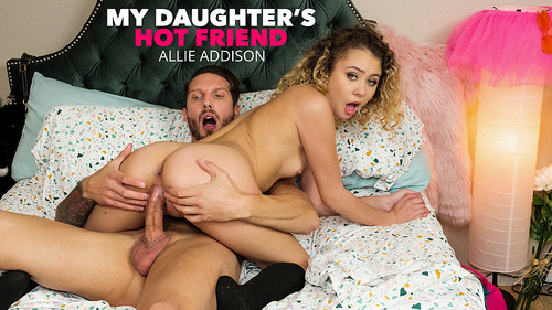 Allie Addison – My Daughter's Hot Friend [Openload Streaming]