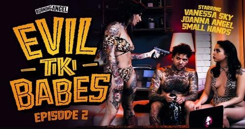 Joanna Angel & Vanessa Sky – Evil Tiki Babes: Episode 2 [Openload Streaming]