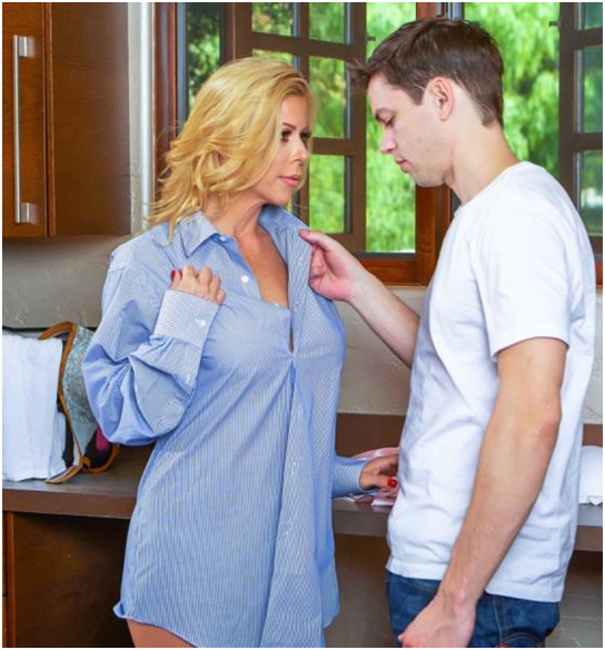 Alexis Fawx – The Next Big Step, Scene 1 [Openload Streaming]