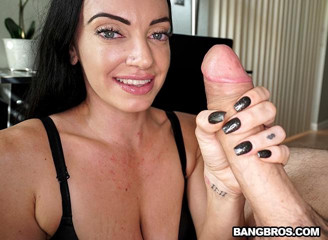 Leila Larocco – Sensual Blowjob [full length porn]