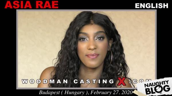 Woodman Casting X – Asia Rae [Openload Streaming]