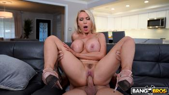 Nikki Benz Gets Her Pipes Fixed [full length porn]