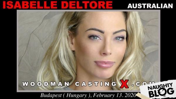 Woodman Casting X – Isabelle Deltore [full length porn]