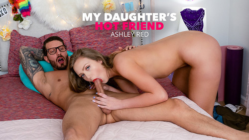 Ashley Red – My Daughter's Hot Friend [full length porn]