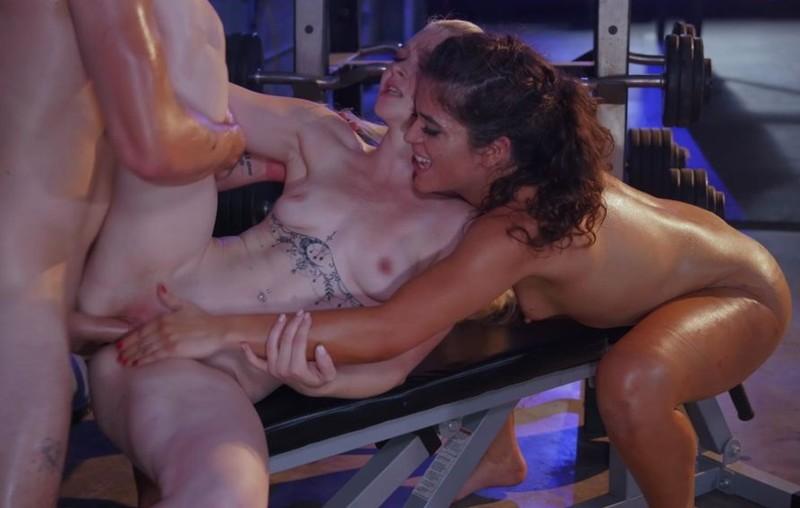 Kay Carter, Victoria Voxxx – Body Slam Episode 1: Adventures In The Cocktagon [full length porn]