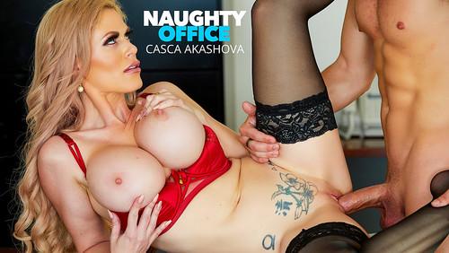 Casca Akashova – Naughty Office