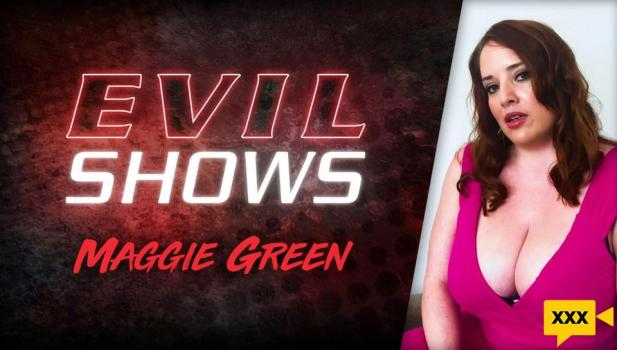Evil Angel – Maggie Green