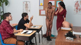 Fucked In Front Of Class Anissa Kate & Lil D [XXX FREE]