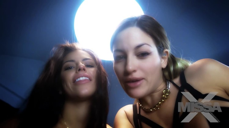 Kissa Sins, Adriana Chechik – Happiness in Slavery: Daddy Edition