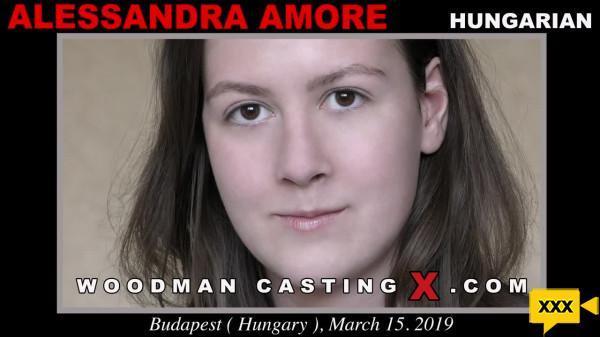 Woodman Casting X – Alessandra Amore