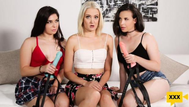 Girls Way – Casey Calvert, Keira Croft & Zoe Sparx