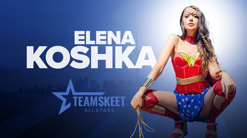 Elena Koshka – A Night with Wonder Woman