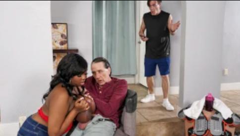 Big Titty Tutor Steve Holmes, Barbie Crystal [XXX FREE]