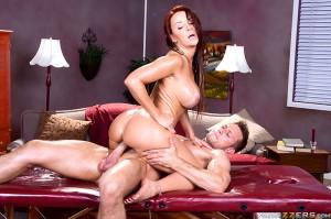 Milf Massage Janet Mason & Bill Bailey [XXX FREE]